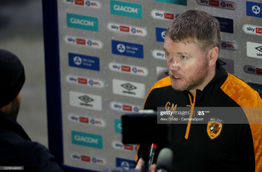 """It wasn't good enough from us"" - Grant McCann reacts to first home defeat"