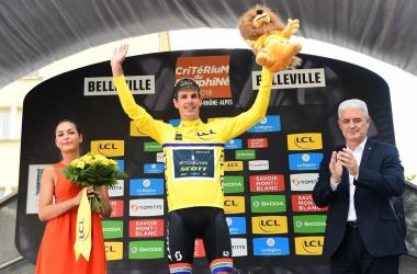 Giro del Delfinato 2018, la presentazione della terza tappa - Twitter Giro del Delfinato
