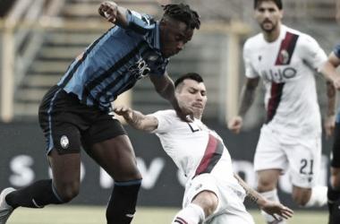 Atalanta tritura Bologna e assume vice-liderança da Serie A