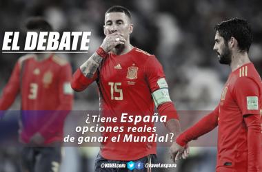 Tras una irregular primerafase, las dudas rodean a la selección. | Montaje: Santiago Arxé Carbona (VAVEL)