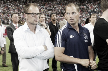 Could the De Boer brothers be set for Goodison Park? Photo: VoetbalZone NL