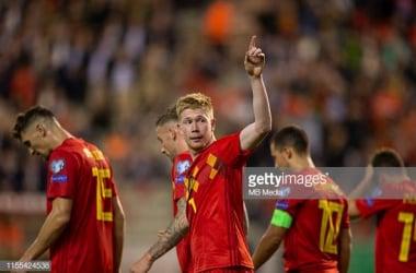 Scotland 0-4 Belgium: De Bruyne destroys sorry Scots
