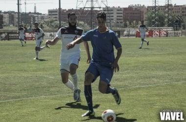 Debut de Ian González en Primera División