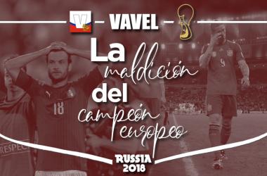 La maldición del campeón europeo| Montaje: Santiago Arxé Carbona (VAVEL)