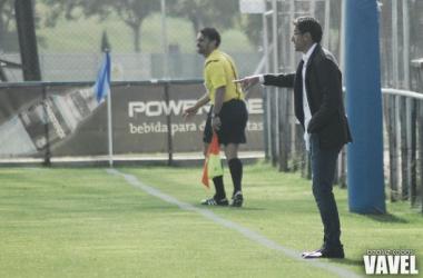 Pablo Franco, octavo entrenador del Getafe en sus once temporadas en Primera
