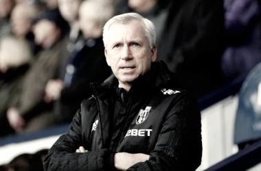 """Alan Pardew: """"Cuando llegó el segundo gol fue el momento más duro del partido"""""""
