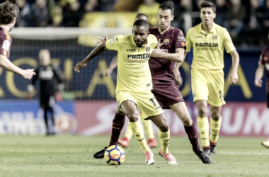 Anuario VAVEL Villarreal 2017: Cedric Bakambu, la pantera del gol