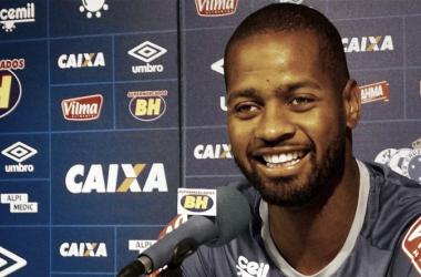 Dedé deverá ser relacionado normalmente nas próximas partidas do Cruzeiro (Foto: Divulgação/Cruzeiro)