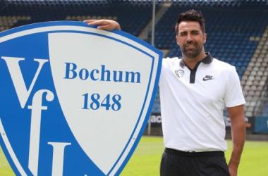 Ismail Atalan replaces ousted Gertjan Verbeekat Bochum.   Photo: VfL Bochum.