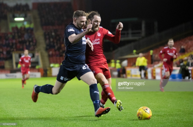 Aberdeen and Dundee was a fixture in last season's Scottish Premiership (Photo by Scott Baxter/Getty Images)