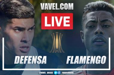 Gol e melhores momentos de Defensa y Justicia 0 x 1 Flamengo pela Libertadores
