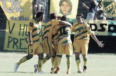 Resultado Defensa y Justicia - Atlético Rafaela 2014 (2-1)