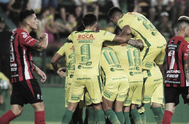 Defensa recibe a Patronato