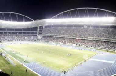 El estadio Nilton Santos. Foto: Defensa Pasión.