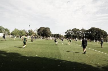 Defensa y Justicia venció por 3 a 0 a Temperley. Foto: Defensa Pasión