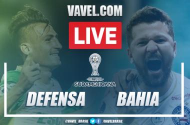 Gol e melhores momentos de Defensa y Justicia 1 x 0 Bahia pela Copa Sul-Americana 2020
