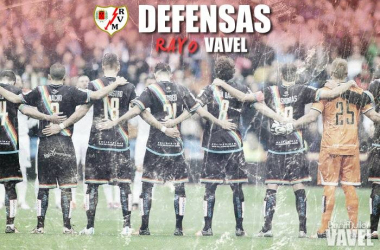 Rayo Vallecano 2015/16: defensas