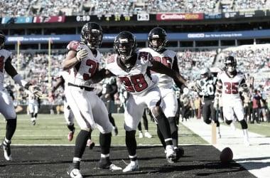Los Falcons ratificaron su mejoría (Imagen: Falcons)