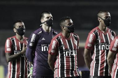 São Paulo precisa de reforços na zaga se quiser disputar todos os títulos da temporada (Divulgação/São Paulo)