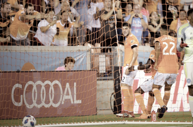 NYCFC lose game to Dynamo for first time in club history