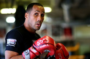 Preview: Andre Dirrell - James DeGale - Headlines Boston card