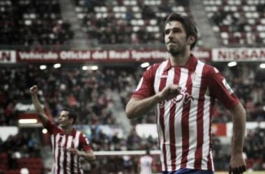 Dejan Lekic, killer serbio que goleó para Gijón