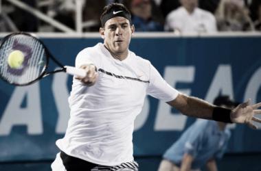 ATP 250 de Delray Beach: Del Potro e Raonic avançam; Karlovic cai/ Foto: ATP/ Divulgação