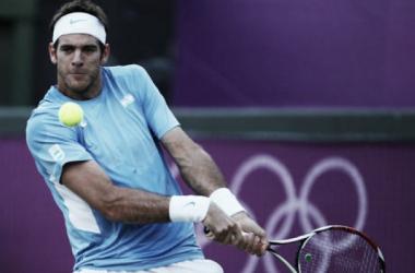 Los tenistas argentinos en Rio 2016