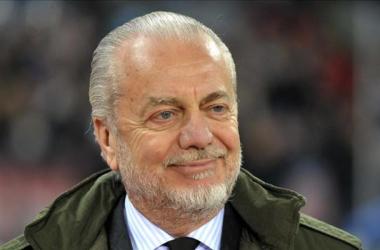 """Napoli, ancora De Laurentiis: """"Abbiamo tenuto tutti. Ancelotti non si può discutere, così come la rosa"""""""