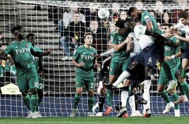 Los Spurs consiguen un triunfo agónico en penaltis