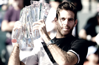 ATP Indian Wells: Juan Martin del Potro edges Roger Federer in epic for first Masters 1000 title