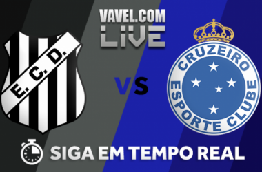 Resultado Democrata x Cruzeiro pelo Campeonato Mineiro (0-2)