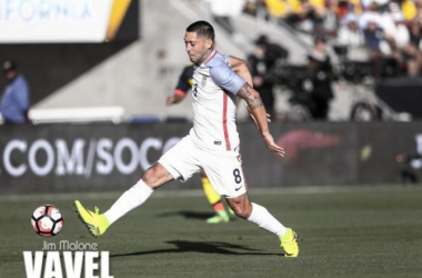The United States Men's National Team will be without Clint Dempsey for the remainder of 2016. (Photo credit: Jim Malone/VAVEL USA)