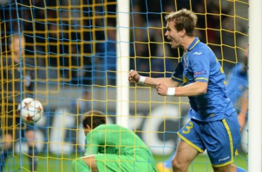 Bate Borisov 2-1 Athletic Bilbao: Two early goals secure Bate's first group stage win since 2012