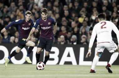 El Barça pasa a octavos sin apuros tras golear a la Cultural Leonesa
