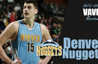 The Denver Nuggets were shaping up to be a solid team, but there's still work to be done.