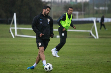 Fonte: Seleccion Uruguaya official Twitter