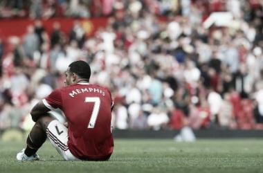 Depay no ha encajado en el United de Mourinho. Foto: Premier League