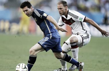 Argentina domina el historial sobre Alemania