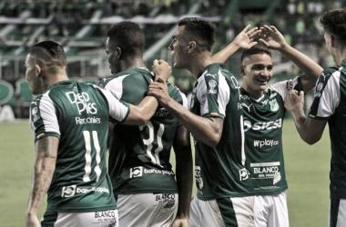 Foto: Facebook Deportivo Cali (Deportivo Cali Oficial)