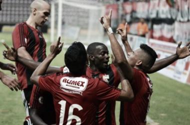 Los larenses atraviesan un gran momento y son los candidatos principales a quedarse con el Derbi / FOTO: Deportivo Lara