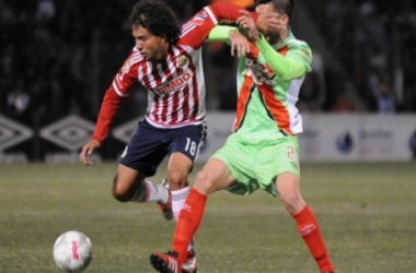 Chivas and Juarez split the two gamed aggragate Photo: MEXSPORTS