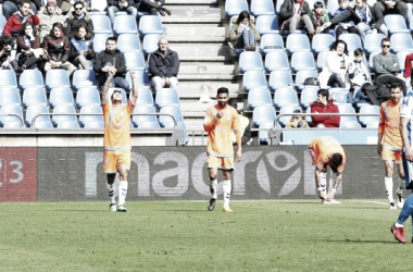 Aitor Ruibal, autor de los dos goles del partido | Fotografía: La Liga