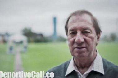 Fernando Castro felicita al maestro Bilardo en su día de cumpleaños