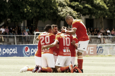 Deportivo La Guaira remonta y mantiene la buena racha / Foto: Deportivo La Guaira FC Prensa