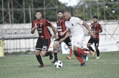 Deportivo Lara FC deja puntos valiosos ante Portuguesa FC / Foto: Prensa Deportivo Lara FC