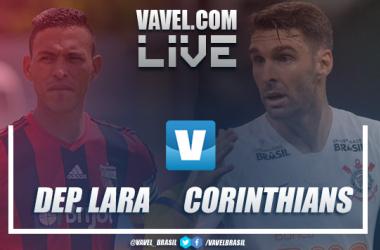 Gols e melhores momentos Deportivo Lara 0x2 Corinthians pela Copa Sul-Americana