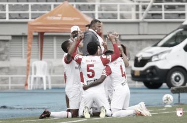 Independiente Santa Fe triunfó en la capital risaraldense