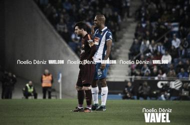 El derbi catalán es siempre un partido de alta tensión | Foto: Noelia Déniz(VAVEL.com)