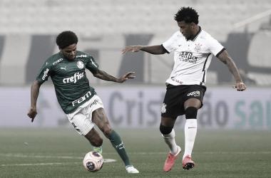 Em jogo morno, Palmeiras e Corinthians empatam sem gols na primeira final do Paulistão